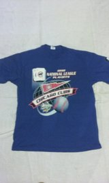 Chicago Cubs 1998 National League Playoffs Starter Large t-shirt in Bolingbrook, Illinois