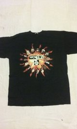 WCW/NWO Wrestling Illinois lottery XL t-shirt in Bolingbrook, Illinois