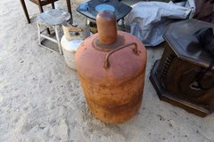 Large, compressed air/gas tank. Approx. 20 gal. capacity or more in 29 Palms, California