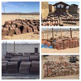 Clay Roofing tiles in Yucca Valley, California