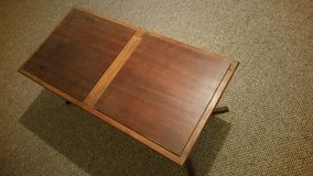 Antique raised panel  coffee table in Beaufort, South Carolina
