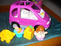 Fisher Price Little People Toys/Vehicles in Palatine, Illinois