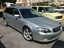 2 YEAR WARRANTY 2003 Subaru Legacy Wagon - LOW KMs - One Owner - Dealer Maintained - Super Clean... in Okinawa, Japan