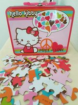 Hello Kitty Puzzle in Ramstein, Germany