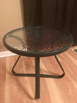Patio Side Table in Chicago, Illinois