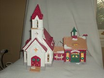 Dept. 56 - Good Shepherd Chapel & Church in St. Charles, Illinois