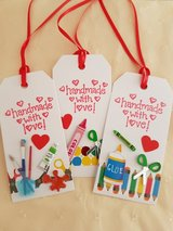 Gift Tags Handmade 4 Available in Ramstein, Germany