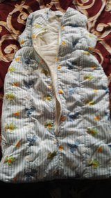 Warm sleeping bag for a baby in 6/9mo in Ramstein, Germany