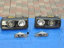 Headlights and Turn Signals for '91 VW Corrado in Baumholder, GE