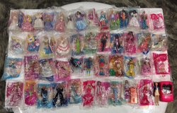 48 pieces Mini Barbie Collectible Lot in Fort Campbell, Kentucky