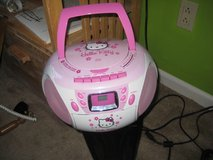 HELLO KITTY BOOMBOX in Cherry Point, North Carolina