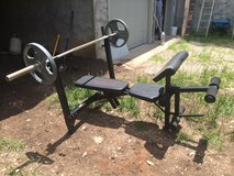 Weight bench in Alamogordo, New Mexico