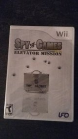 Spy Games  Elevator Mission  Wii game  NEW in Ramstein, Germany