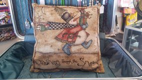 Christmas Throw Pillows in 29 Palms, California