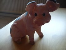 pork made from clay in Ramstein, Germany