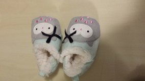 New born baby girl booties in Plainfield, Illinois