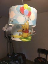 Hanging lamp for children's room in Ramstein, Germany