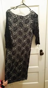 Misses dress in Fort Drum, New York