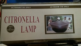 Citronella Lamps in CyFair, Texas
