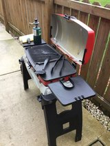 THERMOUS PORTABLE GRILL great for BOATING OR CAMPING -SHOREWOOD IL in Joliet, Illinois