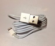 iPhone charge cord 8 pin to USB cable in Minneapolis, Minnesota