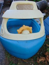 Summer Will Come Back! Little Tikes Tuggy Pool / Sandbox Vintage in Chicago, Illinois