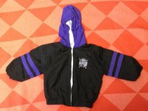 KINGS NBA BLACK & PURPLE JACKET in Roseville, California