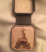 Juicy Couture pink princess carriage bracelet charm in Quantico, Virginia