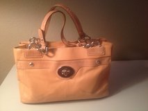 COACH PENELOPE LEATHER CARRYALL HANDBAG PURSE in Roseville, California