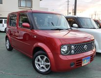 *SALE!* 2005 Nissan Cube* *73,000KM! Excellent Condition, Clean!* Brand New 2 Year JCI*! in Okinawa, Japan