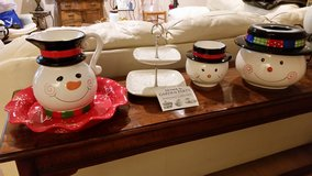 Christmas 5 Piece Entertainment Set in Quantico, Virginia