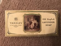 Vintage Yardley Old English Lavender Soap Set in Fort Benning, Georgia