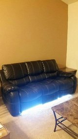 NEW HIGH END RECLINER SET ONLY $699 WITH LED LIGHTS in Riverside, California