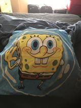 Spongebob squarepants comforter set in Warner Robins, Georgia