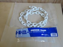 Brand New Anchor Chain 1/4'' X 5'' For Boats Up To 28 Feets in Joliet, Illinois