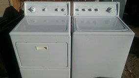 Heavy duty Kenmore washer and dryer set in Alamogordo, New Mexico