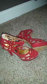 EUC Nine West Sexy Red Heels in Dover, Tennessee