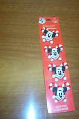 Mickey Mouse Button Covers in Conroe, Texas