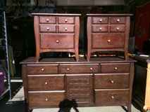 4pc Dresser Set in Travis AFB, California