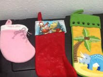 Assorted Christmas Stockings in Ramstein, Germany