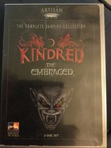 KINDRED THE EMBRACE DVD 2 DISC SET  USED 8 episodes in Okinawa, Japan