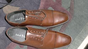 ROBERT CAMERON MEN'S DRESS SHOES, NEW, LEATHER in Wright-Patterson AFB, Ohio