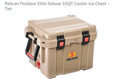 Pelican cooler in Warner Robins, Georgia