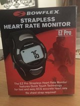 Bowflex Heart Rate Monitor in Bolingbrook, Illinois