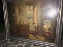Big painting from France very nice Shabby chic in Ramstein, Germany