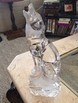 Lenox Fine Crystal Howling Wolf in Yucca Valley, California