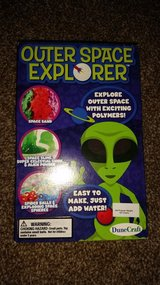 Outerspace explorer science experiments in Vista, California