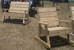 Treated & Sealed Outdoor Furniture in DeRidder, Louisiana