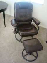Heated, Vibrating Massage Chair in Fort Irwin, California
