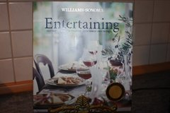 Williams-Sonoma Entertaining: Inspired menus for cooking with family and friends in Ramstein, Germany